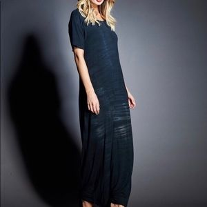 NWT Gypsy 05 T-shirt Maxi Dress in Freya Coal